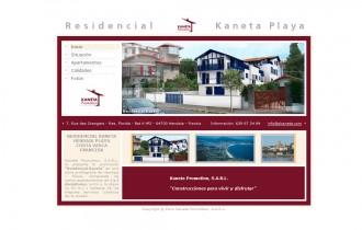 Kaneta Promotion – Web