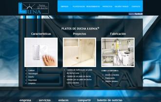 Platos de Ducha Luna – Web