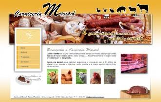 Carnicería Marisol Fontecha – Web