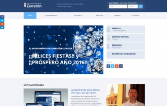 Aytmo. de Zarratón – Web