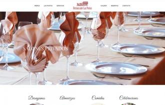 Restaurante Las Postas – Web