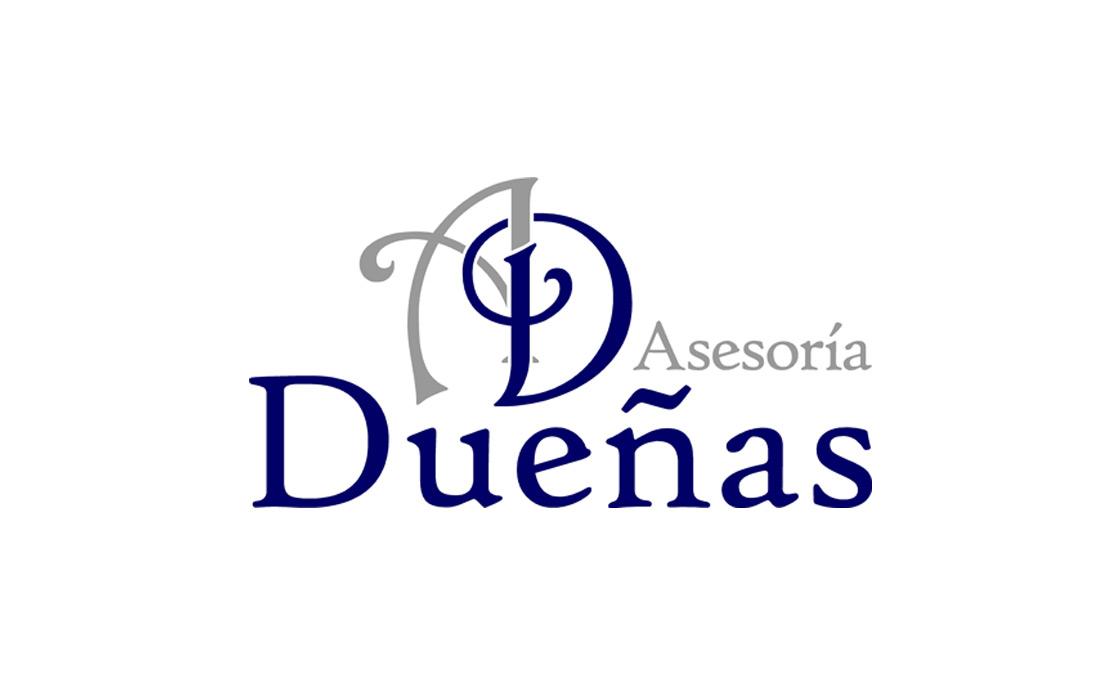 Logotipo Asesoría Dueñas