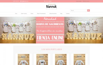 Nannuk Baby Creations – Tienda Online