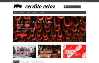 Cerdito Veloz – Tienda Online